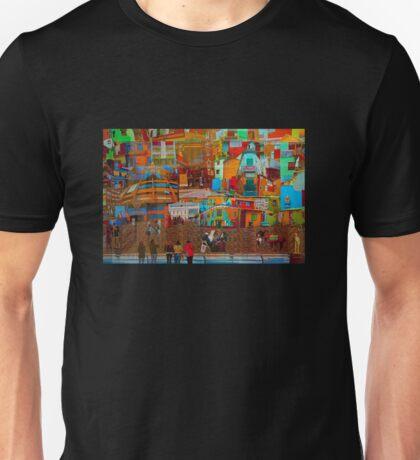 La Boca - Buenos Aires, ARGENTINA Unisex T-Shirt