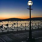 Swanage Pier, Dorset by Gavin Sawyer