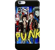 Punk Rock Style  iPhone Case/Skin