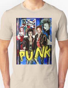 Punk Rock Style  T-Shirt