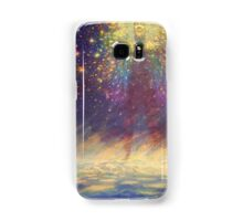 WARMING HIS FOOTSTOOL Samsung Galaxy Case/Skin