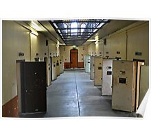 Prison Cells Poster