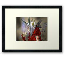 Witchery Framed Print