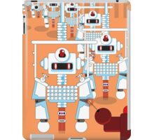 Robot Assembly iPad Case/Skin