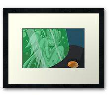 Angel Experiments Framed Print