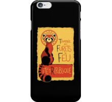 Les Furets de Feu iPhone Case/Skin