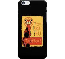 Les Furets de Feu iPhone Case/Skin