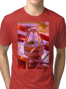 Set A Course And Go Tri-blend T-Shirt