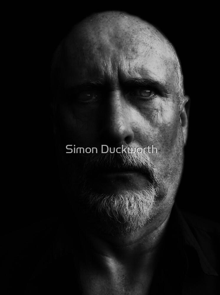 Self Portrait August 2013 by Simon Duckworth