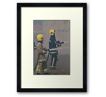 Fight this... Framed Print