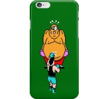 Punch Out King Hippo iPhone Case/Skin
