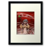 Demon Hunter Framed Print