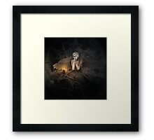 I of The Mourning Framed Print