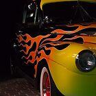 Flamin'Cool 1941 Ford by boydcarmody