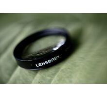 Lensbaby Photographic Print
