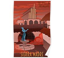 Welcome to Sierra Madre Poster