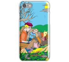 Natural attraction iPhone Case/Skin