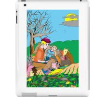 Natural attraction iPad Case/Skin