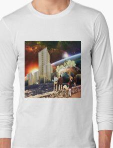 Future Landscapes Long Sleeve T-Shirt