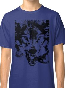 wolf, predator Classic T-Shirt