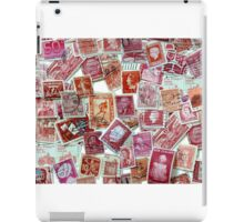 The World in Red iPad Case/Skin