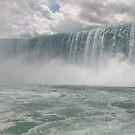 Niagara Falls by IrisGelbart