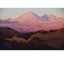 Life on Mars Photographic Print