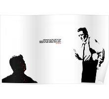 Reservoir dogs mr blonde Poster