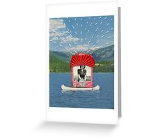The Perfect Day Greeting Card