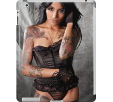 Lepa on Blue iPad Case/Skin