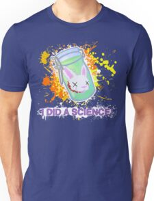 """SCIENCE"" SHIRT (CITRUS) Unisex T-Shirt"