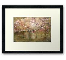 """""""Dreaming Blossom ............"""" Framed Print"""