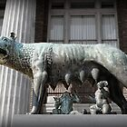 Capitoline Wolf by Patricia Montgomery