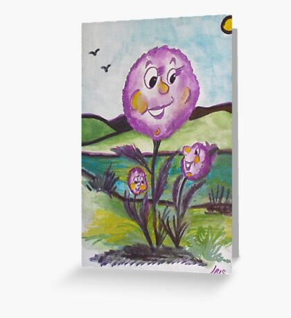 Its Time for school .. Kids. Greeting Card