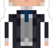 First Doctor Sticker