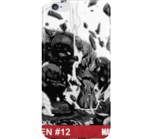 JUGGERNAUT 00 iPhone Case/Skin