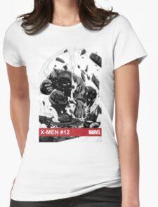 JUGGERNAUT 00 Womens Fitted T-Shirt