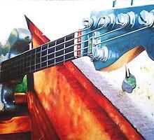 Fender Roscoe Beck by CarolaMoreno