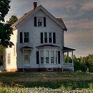 W. Newbury Farmhouse by Monica M. Scanlan