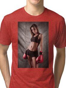 Pugilista Tri-blend T-Shirt