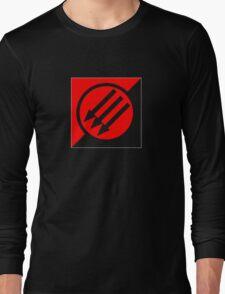 AnCom AntiFa Long Sleeve T-Shirt