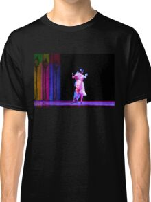 "Couple dancing Tango at ""Caminito"" Buenos Aires Classic T-Shirt"