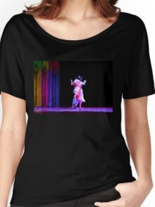 """Couple dancing Tango at """"Caminito"""" Buenos Aires Women's Relaxed Fit T-Shirt"""