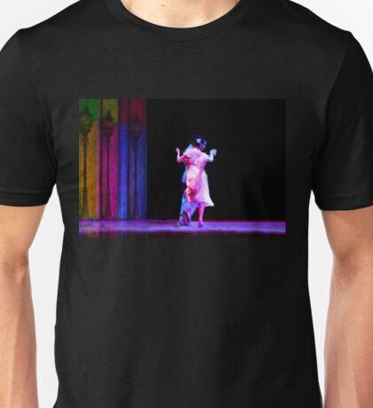 "Couple dancing Tango at ""Caminito"" Buenos Aires Unisex T-Shirt"