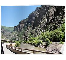 Glenwood Canyon Poster