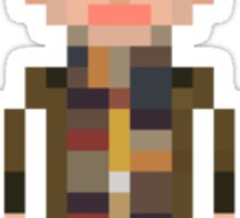 Fourth Doctor Sticker