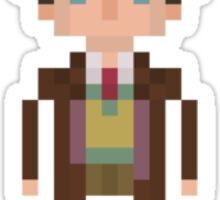Seventh Doctor Sticker