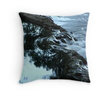Life Force Water Throw Pillow