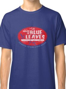 House of Blue Leaves Distress Classic T-Shirt