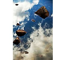 Skyrocks Photographic Print